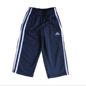 Adida Kids Navy Sports Pants, Size 3T